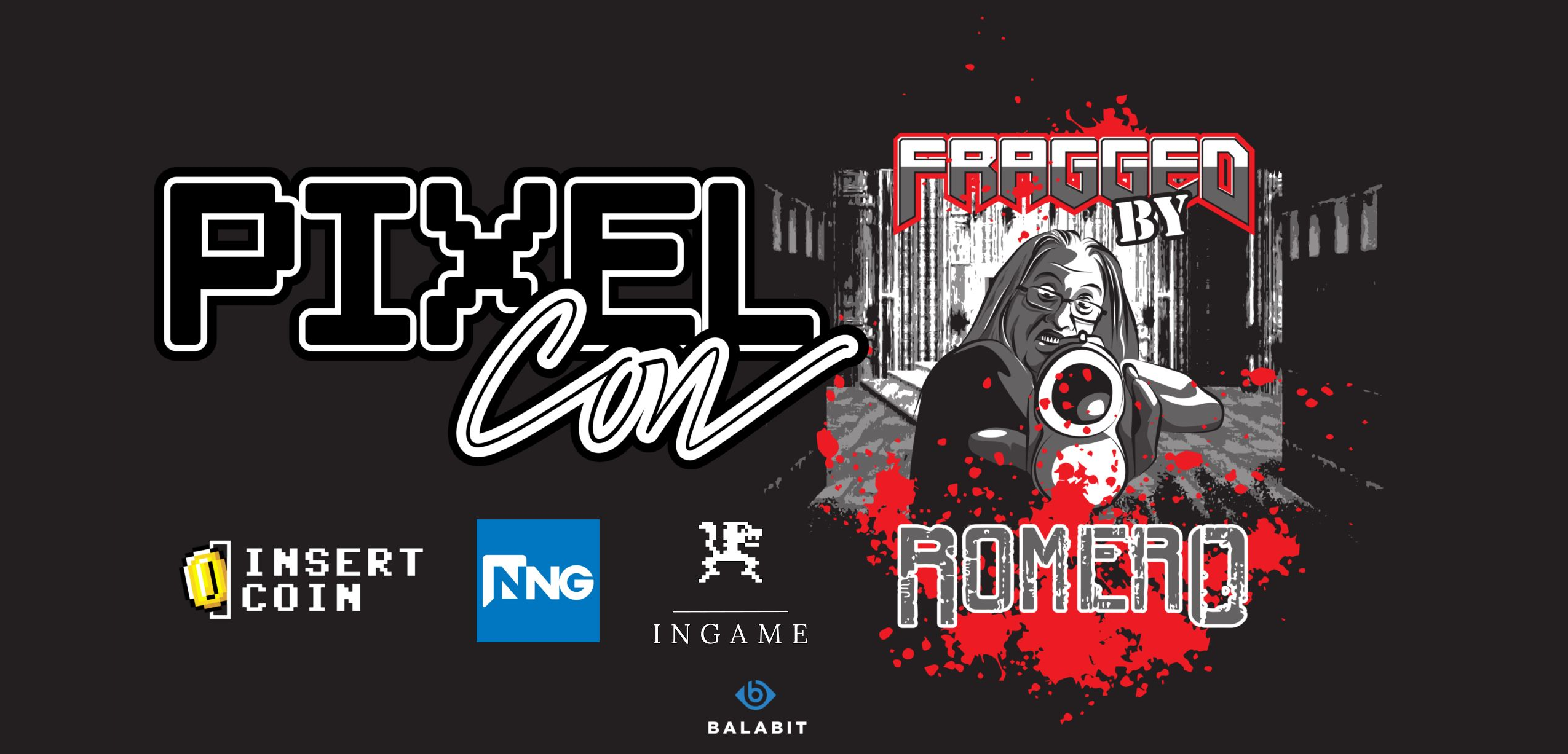 PixelCon 2017 – Fragged By Romero (HUN)