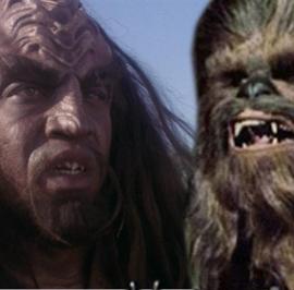 Klingon vagy Wookie?