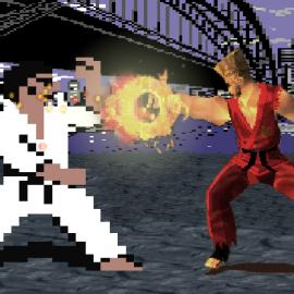 Interkarate vagy Tekken?