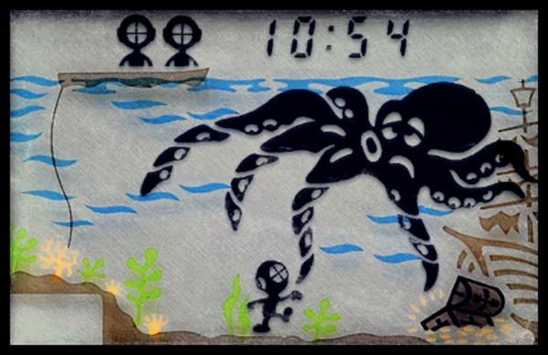 Az Octopus csápjai