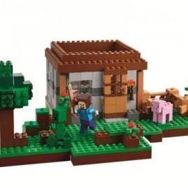 LEGO vagy Minecraft?