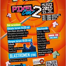 PixelCon2 2015.11.21 MÜSZI