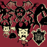 9. Don't Starve  ChillArt  1p