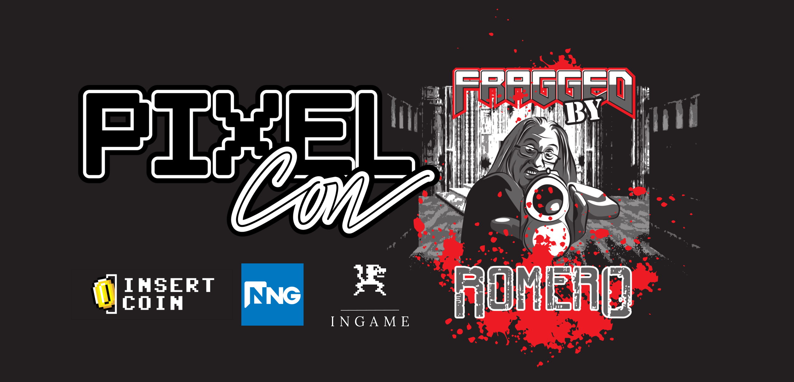 PixelCon 2017 – Fragged By Romero
