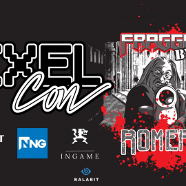PixelCon 2017 – Fragged By Romero (EN)