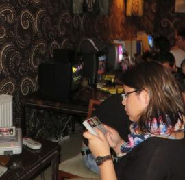 Retro Kütyü Játszóház 8 + IDDQD 5. születésnap – Tiszteletkörök