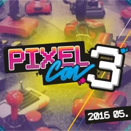 PixelCon3 – 2016.05.14. – Dürer Kert